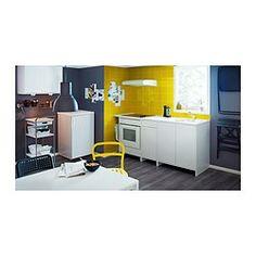 Fesselnd FYNDIG Unterschrank Mit Tür Und Schublade   Weiß/weiß   IKEA
