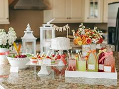 Celebrate Mom With a Simple Mother's Day Lunch : Holidays and Entertaining : Home & Garden Television