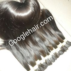 Hair Extensions For Thin Hair with natural color, no chemical - Googlehair