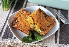 Photo by Sam Jones/Quinn Brien Sausage Squares, Best Zucchini Recipes, Veggie Recipes, Savoury Dishes, Veggie Dishes, Pork Dishes, Best Dishes, Dessert For Dinner, Food Menu
