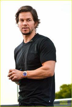 Not even sure why I have such a strange crush on older men- Mark Wahlberg 463e45026b7