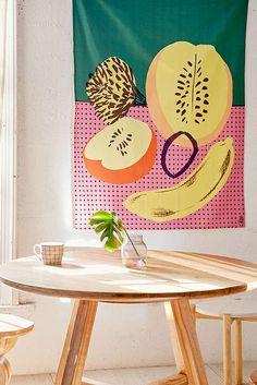 Slide View: 1: Elena Boils Still Life Tapestry