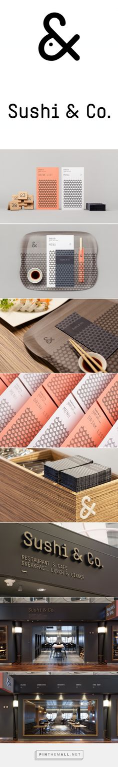 SUSHI & CO - http://theboid.com... - a grouped images picture - Pin Them All