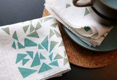 Linen napkins -Willowship