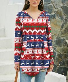 Christmas Sweaters, Christmas Clothing, Comfortable Fashion, Knitted Fabric, Hemline, V Neck, Navy, Hoodies, Knitting