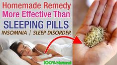 Insomnia! How to cure and sleep better in 15 minutes | Natural Remedies for better sleep - YouTube