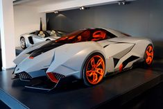 Lamborghini Egoista Santagata