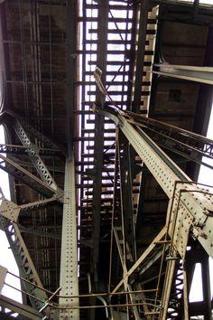 Bushwick Brooklyn, Bridges, Tower, New York, Train, Deco, Building, New York City, Lathe