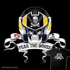 Fear The Bones #Robotech