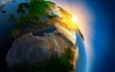 Ученые: 4,4 млрд лет назад всю Землю покрывала вода http://actualnews.org/nauka/169340-uchenye-44-mlrd-let-nazad-vsyu-zemlyu-pokryvala-voda.html  Австралийские ученые, работающие при национальном университете, уверены, что 4,4 млрд лет назад на Земле отсутствовали признаки жизни и горы. В этот период вся поверхность планеты была покрыта водой. Материалы исследования опубликованы в тематическом издании.