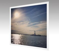 Photography Art Print Statue of Liberty New York by theARTofSQUARE