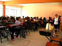 Nuestra aula de estudio