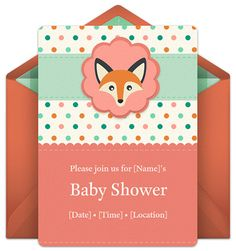 believe it or not, this is from the Huggies Brand baby shower planner promotional.