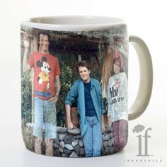 would anyone else like a BTTF mug where the kids disappear? you have to drink to get them back... COFFEE! Almost like time travel.