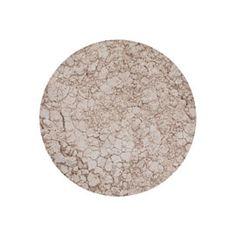 'Fair' translucent powder.  Miessence Certified Organic