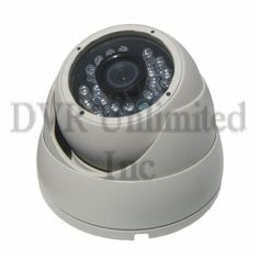 Vandal Proof Dome : CMDW056 Vandal Proof 700 TV Lines Nightvision Dome Camera
