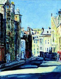 Candlemaker Row by Helen Smart