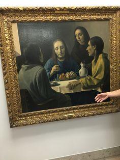 Het neppe schilderij