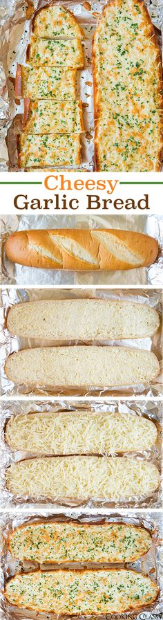 Eat Stop Eat - Cheesy Garlic Bread - this bread is AMAZING! I couldnt stop eating it! Love how versatile the recipe is. - In Just One Day This Simple Strategy Frees You From Complicated Diet Rules - And Eliminates Rebound Weight Gain I Love Food, Good Food, Yummy Food, Tasty, Cheesy Garlic Bread, Garlic Bread Recipes, Baking Garlic Bread, French Garlic Bread, Healthy Garlic Bread