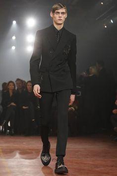 Alexander McQueen Menswear Fall Winter 2015 London