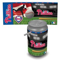 Use this Exclusive coupon code: PINFIVE to receive an additional 5% off the Philadelphia Phillies MLB Mega Can Cooler at SportsFansPlus.com