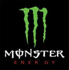 Monster Energy drink logo vector. Download free Monster Energy drink vector logo and icons in AI, EPS, CDR, SVG, PNG formats.