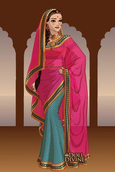 jodhabai paridhi sharma doll divine