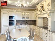 Kitchen Design, Kitchen Decor, Design Bathroom, Modern Bedside Table, Beige Kitchen, Old Fireplace, Luxury Bedroom Design, Design Your Dream House, Elegant Kitchens