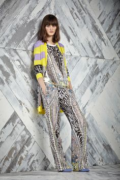 Just Cavalli Pre-Fall 2014 Collection