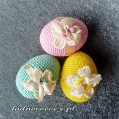 So cute. Easter Crochet, Knit Crochet, Nativity, Baby Shoes, Clay, Knitting, How To Make, Handmade, Easter Ideas