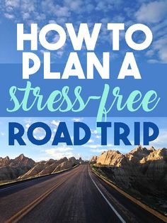 Planning a Spring Break or summer road trip? Have a plan of action before you ever leave the driveway so that you can save your sanity and make road trips stress free for the whole family. Here are travel tips and ideas for a stress-free road trip with kids.