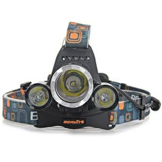 This is A definitive headlamp that is ideal for any experience. Whether out in the wild, or with your head in the engine, this light fits your need. Including 3