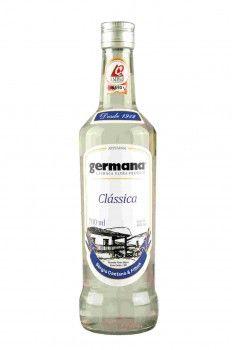 Vicios Brasileiros - Cachaca Germana Classica - 700ml - 40% Vol.
