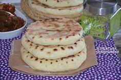 pain au couscoussier,une super recette de pain qui se cuit au couscoussier,un pain matlouh léger et moelleux!