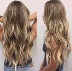 47+ Ideas Hair Goals Ombre Highlights For 2019