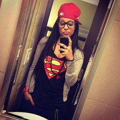 Girl rush iisuperwomanii love all her snap backs and outfits