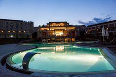 Elpida Resort & Spa Serres Greece Venue of Cairo by Night Festival 2015