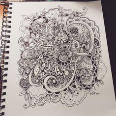 #kcdoodleart #zendoodles #zendoodle #artjournal #artjournaling #doodleart #zendoodleart #journal #journaling #ink #lineart #visualart #artist #art #create #creative #creativity #instadoodles #instadrawings #draw #drawings #doodleart #doodleartist #doodles #doodle