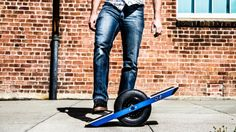 "I don't know about you, but I know that when I pop out on my electric skateboard to do a spot of shopping, I always find myself thinking ""hello – this would even more exciting with three fewer wheels."" Judging by their Onewheel, the people at California's Future Motion agree ..."