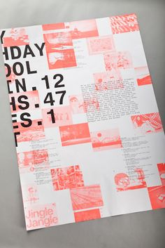 Le Cool Exhibition Poster - 100 Archive                                                                                                                                                                                 More