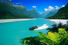 Haast River Safari on the South Island's West Coast