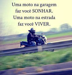 Vamos VIVER!! #MotoTerapia