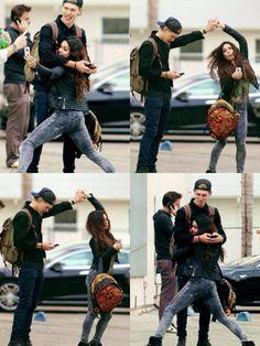 Vanessa and Austin Butler (: so cute!