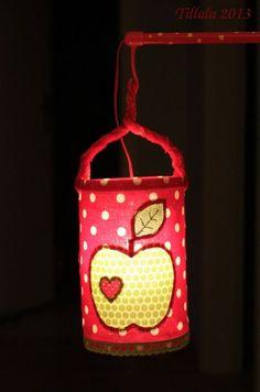 Es ist November, also Zeit für den alljährlichen Lampionumzug im Kindergarten. Am Dienstag ist es so weit, dass heißt, wir hätten irgendwann...