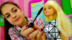 Детские игрушки для девочек: Первое свидание Барби и Кена. Детская косме...