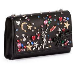 66ce0b2d057 Saint Laurent Clutch Collection   more details Chain Shoulder Bag, Shoulder  Handbags, Shoulder Bags