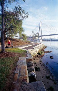 Glebe Foreshore Walk by JMD Design 16 « Landscape Architecture Works | Landezine