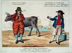 Myneer Nic Frogs Lamentation or Dutch Milk a fine Relish to English Sailors (caricature) - National Maritime Museum Sailor Outfits, Maritime Museum, Royal Navy, Sailors, Caricature, 18th Century, Dutch, British, Frogs