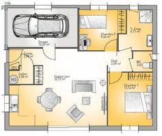 plans de maison construire open plain pied 70 elgance de maisons open