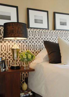 15 cabeceiras de cama estofadas para embelezar qualquer quarto
